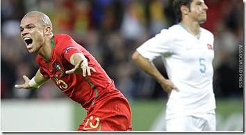 euro 2008 portugal turquia golo pepe