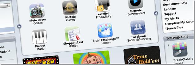 AppStore on iTunes