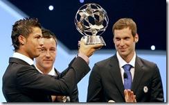 Cristiano Ronaldo Best Player Champions Uefa
