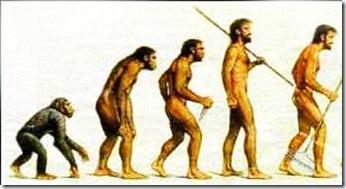 Evolução do Homem - Men Evolution