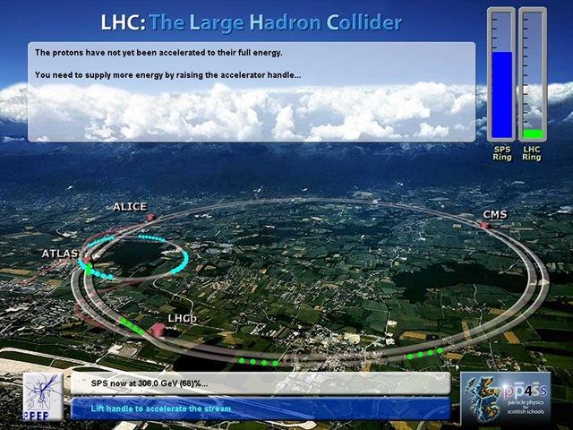 LHC-sim
