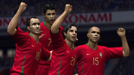 Seleção Portuguesa PES 2009