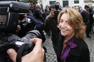 Fatima Felgueiras Sorri para camaras - Processo Judicial