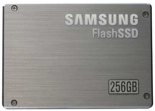 Samsung FlashSSD 256GB