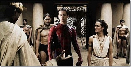 300 spiderman