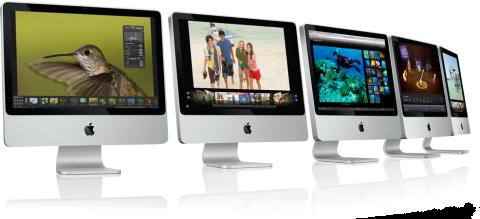 iMac Lineup